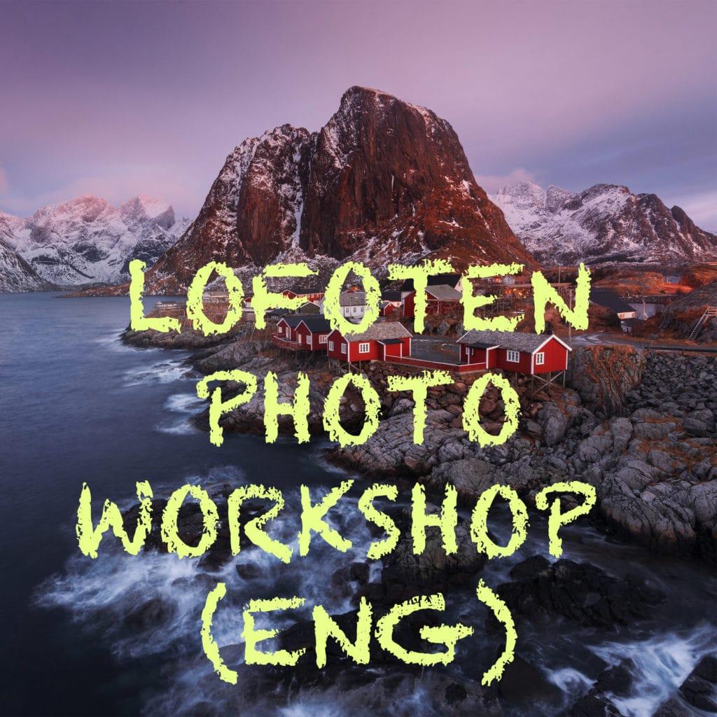 Lofoten Photo Workshop (ENG Version)