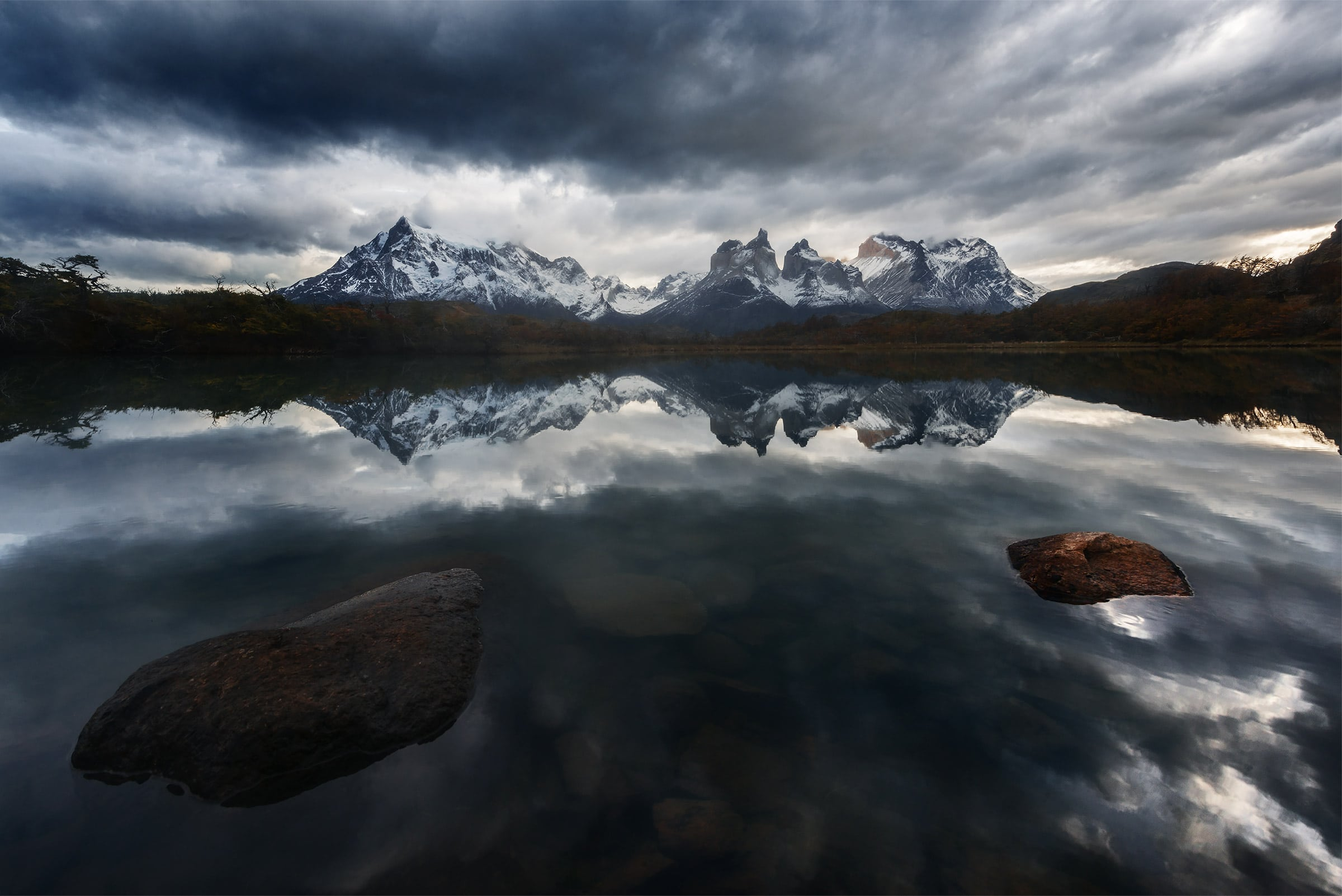 Demons of Wind - Patagonia