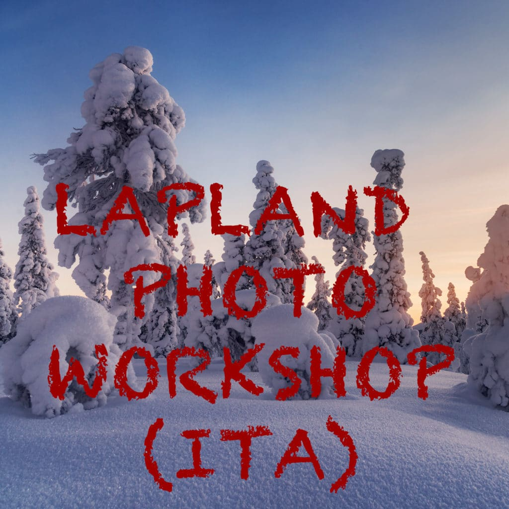 Lapland Photo Workshop (Versione ITA)